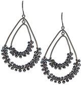 Kenneth Cole New! Blue Dangle Earrings