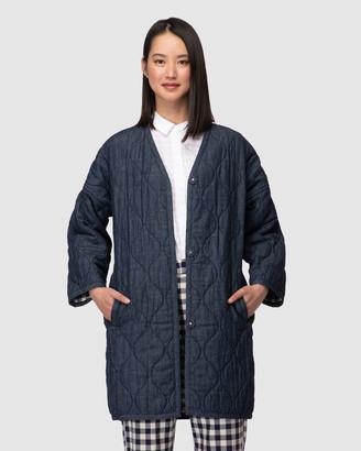 gorman Kaidie Quilted Coat