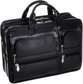 McKlein Hubbard 15.6 Detachable Compartments Laptop Case