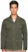 Marc Jacobs Cotton Sateen Bomber Jacket Men's Coat