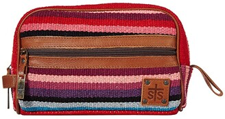 STS Ranchwear Fiesta Serape Shave Kit (Royal Blue/Black/Red) Bags