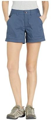 Mountain Hardwear Hardwear APtm Shorts (Zinc) Women's Shorts