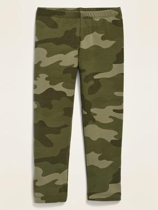 Old Navy Printed Full-Length Leggings for Toddler Girls