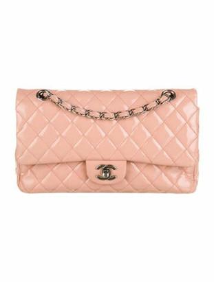 Chanel Classic Medium Double Flap Bag Pink