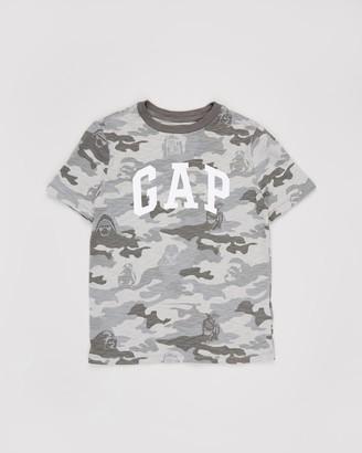 Gapkids Camo Arch Tee - Teens