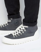 Converse Chuck Taylor All Star Street Hiker Plimsoll In Grey 153666c