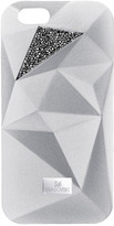 Swarovski Facets Smartphone Incase with Bumper, iPhone® 7 Plus, Silver Tone