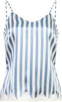 Morgan Lane Jac striped cami top