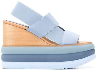 Paloma Barceló Puka wedge sandals