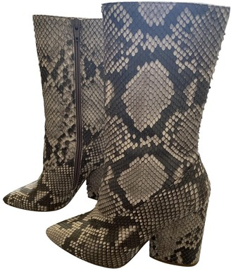 Yeezy Other Exotic leathers Ankle boots