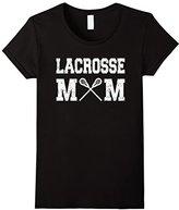 LaCrosse Women's Mom Shirt: Proud Mother Fan Gift T-Shirt XL