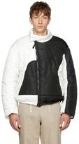 GmBH Black & White Hans Recycled Puffer Jacket