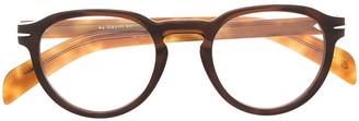 David Beckham Tortoiseshell Glasses