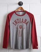 Tailgate Men's Indiana Hoosiers Baseball Shirt