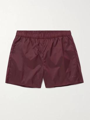 Acne Studios Warrick Mid-Length Swim Shorts