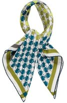 Hermes A Man's World 70cm Silk Scarf