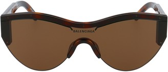 Balenciaga Eyewear Round Sunglasses