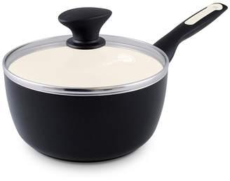 The Original Green Pan Rio Ceramic Non-Stick 2qt Covered Saucepan - Black