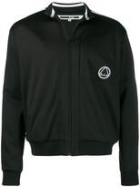 Mcq By Alexander Mcqueen Logo Zip Sweatshirt From Mcq Alexander Mcqueen