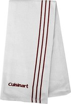 Cuisinart Cotton Chef's Towel with Embroidery, 16-Inch by 18-Inch, Red