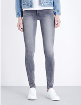 Levi's 710 Innovation super-skinny mid-rise jeans