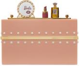 Charlotte Olympia Pink Barbie Edition barbie World Clutch