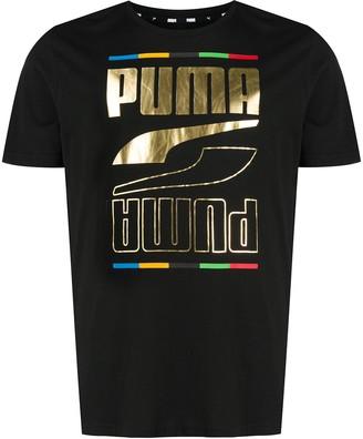 Puma Rebel crew neck T-Shirt