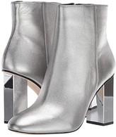 MICHAEL Michael Kors Petra Bootie (Sterling) Women's Shoes