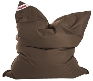 Gouchee Home Bigbag Collection Contemporary Oversized Polyester Upholstered Bean Bag, Multiple Colors