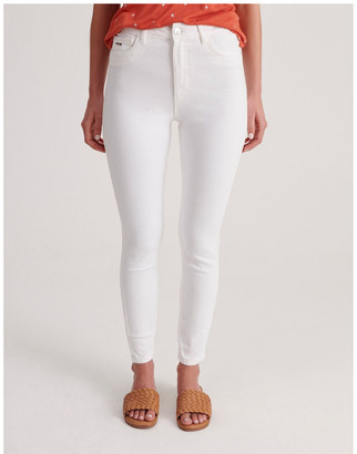 Only Mila High-Waist Skinny Fit Jeans
