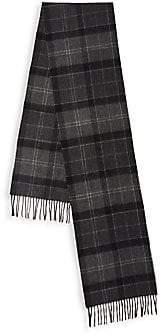 Barbour Men's Holden Tartan Wool & Cashmere Scarf