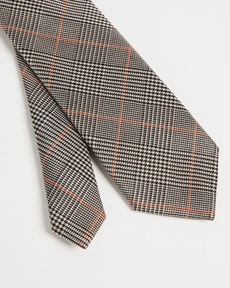Ted Baker Prince Of Wales Check Tie