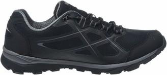 Regatta Kota Low Mens Low Rise Hiking Boots Black (Black/Granit) 7 (41 EU)
