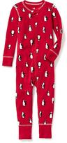 Old Navy Patterned One-Piece Sleeper for Toddler & Baby
