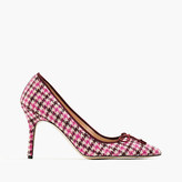 J.Crew Elsie tweed pumps