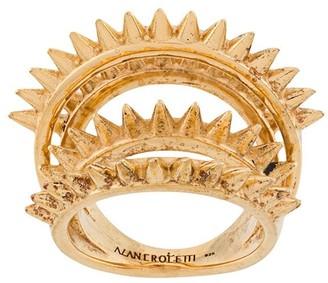 Alan Crocetti Space ring