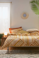 Urban Outfitters Sabir Striped Duvet Cover