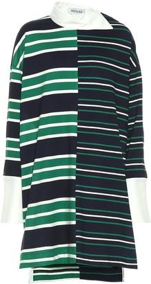 Monse Striped shirt dress