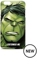 Marvel HULK PERSONALISED IPHONE 6 CASE