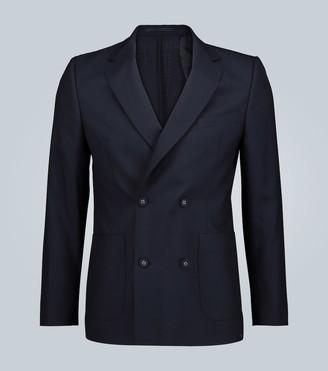Officine Generale Leon double-breasted wool blazer