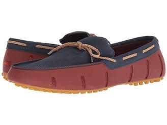 Swims Braided Lace Nubuck Lux Loafer Driver
