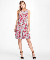Brooks Brothers Paisley-Print Dress