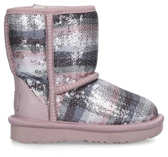 UGG Sequin Classic Short Ii Boots