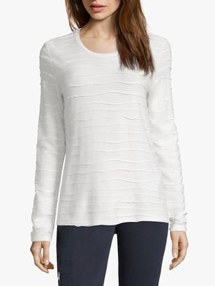 Betty Barclay Wave Stitch T-Shirt
