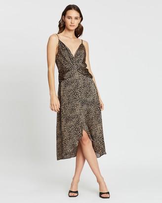 Atmos & Here Xanthi Print Dress