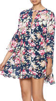 Umgee USA Ashley Floral Dress