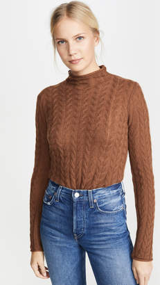 Theory Cable Cashmere Sweater