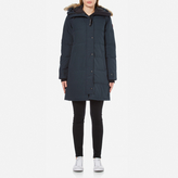 Canada Goose Women's Shelburne Parka Ink Blue