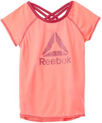 Reebok Graphic Mesh Top