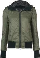 Canada Goose hooded zipped jacket